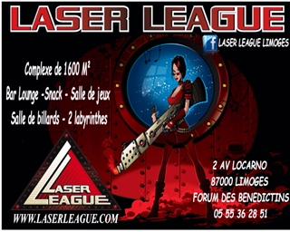 Laser League Limoges